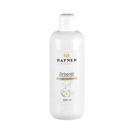 Hafner Pine Juniper Massage Oil (500ml)