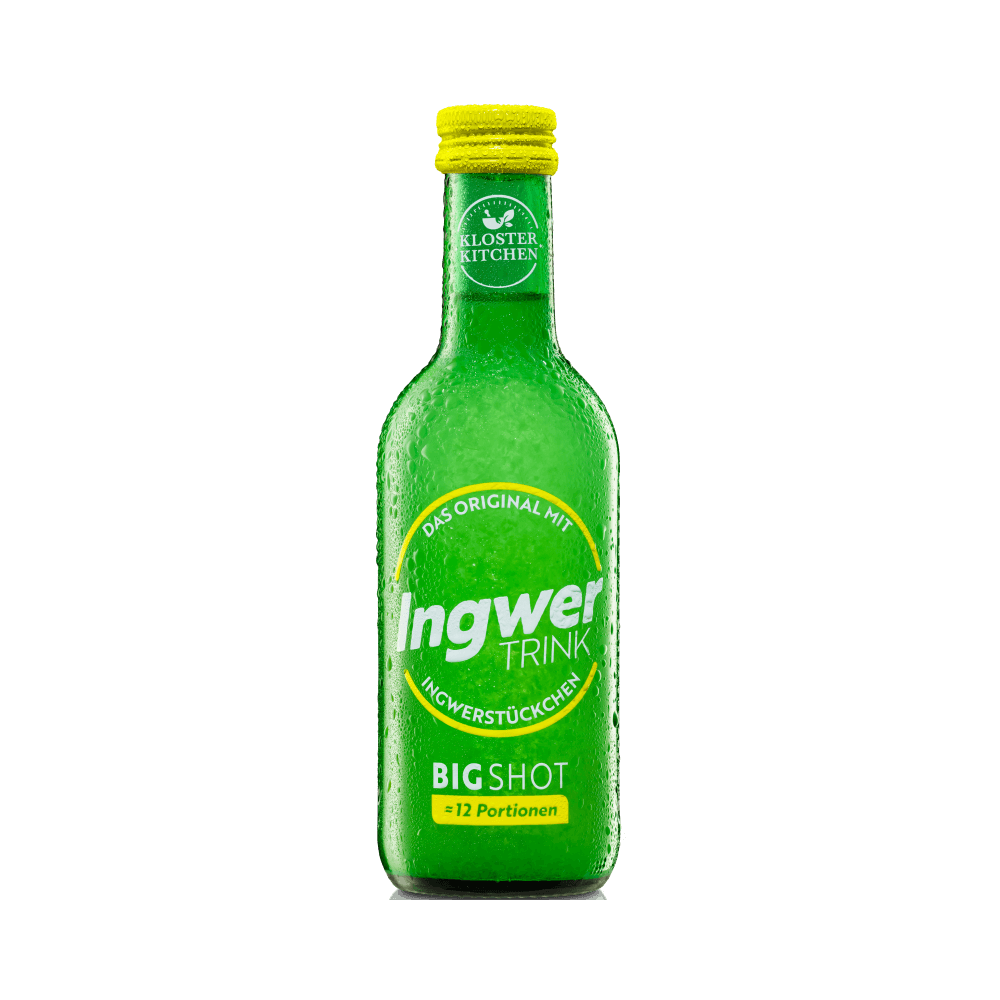 BIO Ingwer Trink BigShot (250 ml)