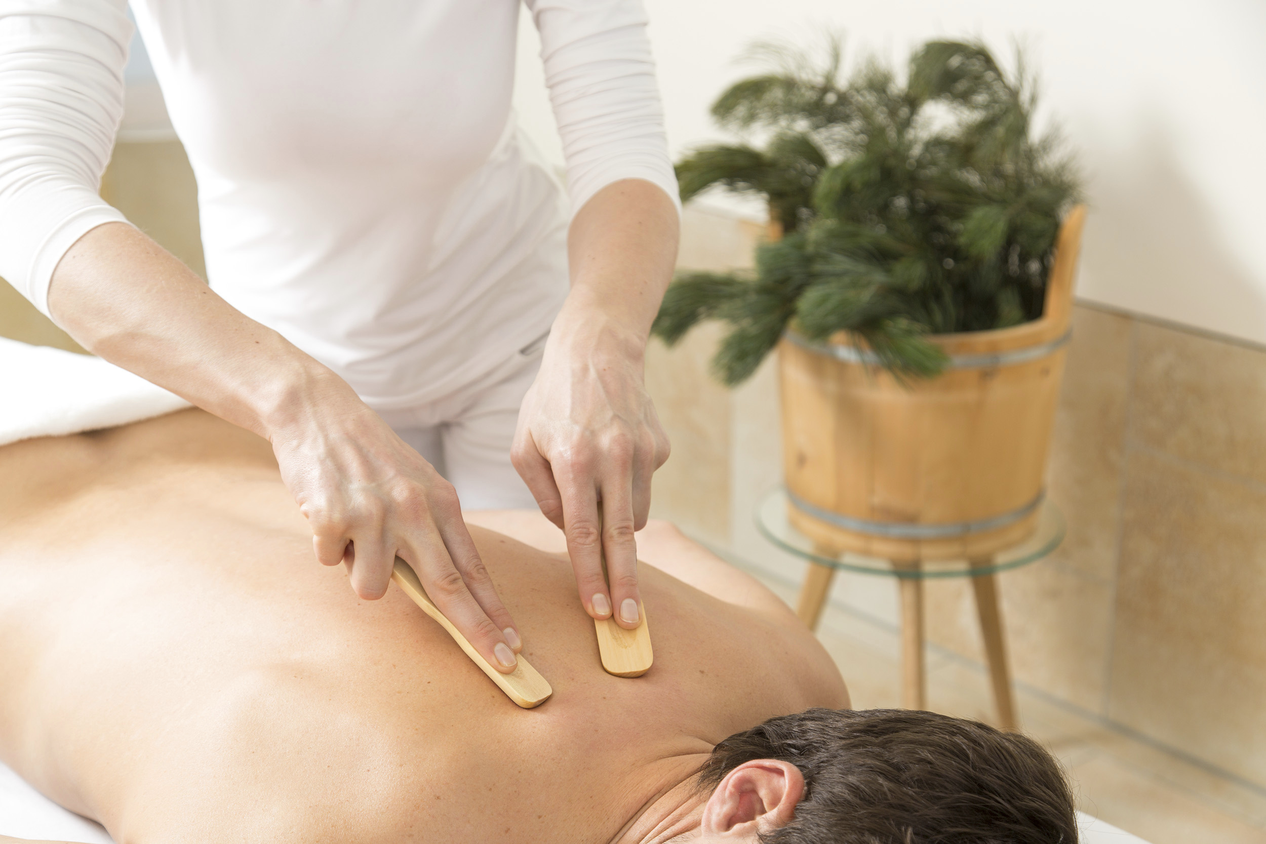 Hafner Pine Massage-Set