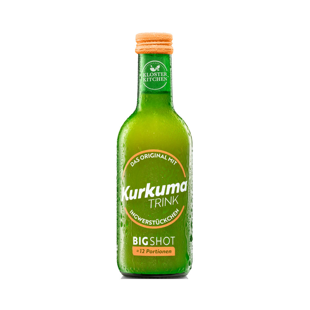 BIO Kurkuma Trink Bigshot (250ml)