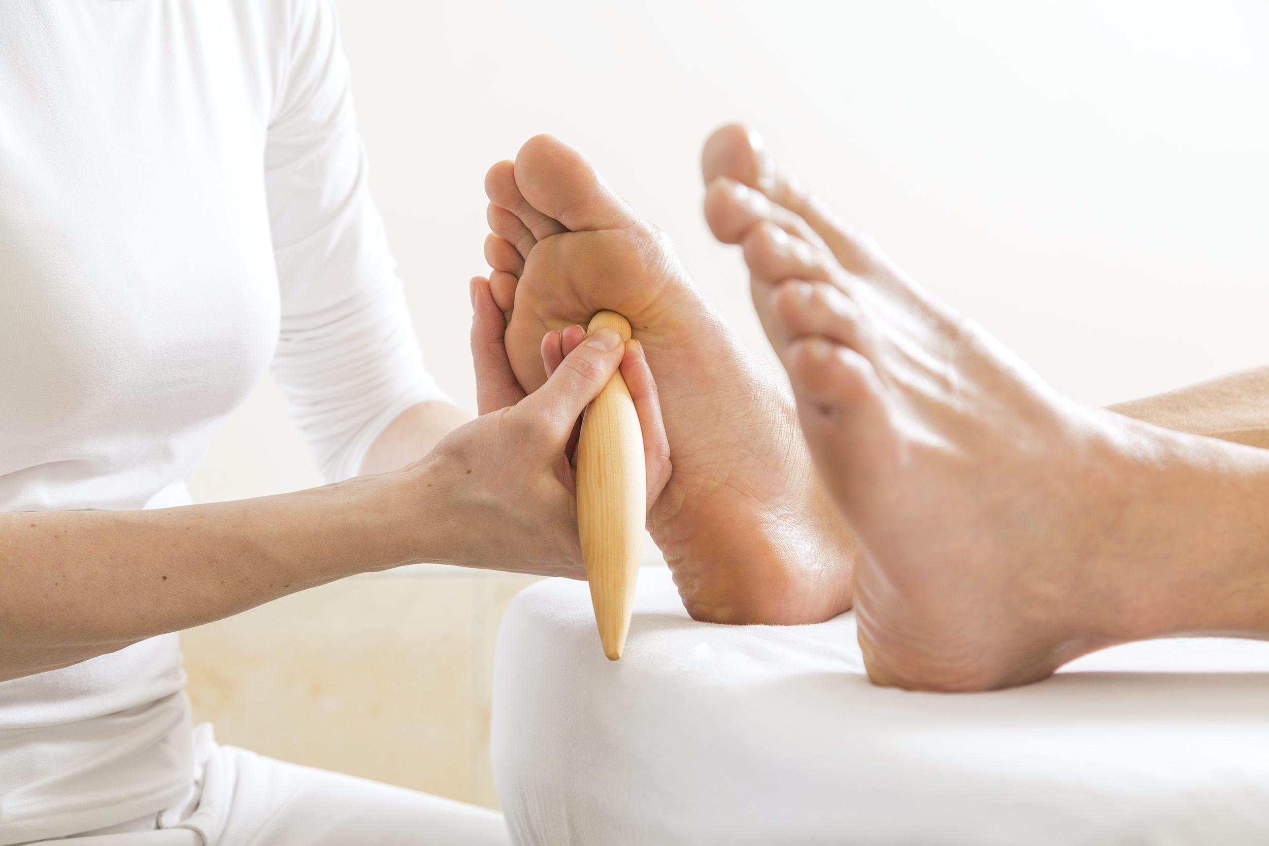 Hafner Zirben Akupunkturstab