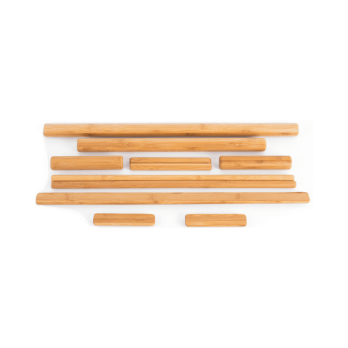 Hafner Bamboo Massage-Set (Oiled)