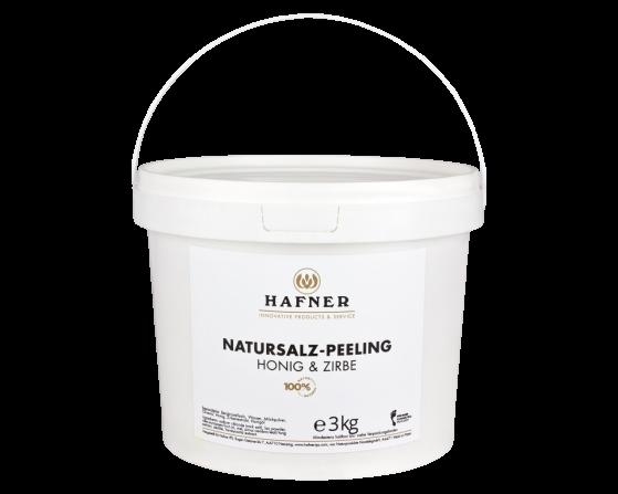 Hafner Natural Salt Peeling Honey Pine (3000g)