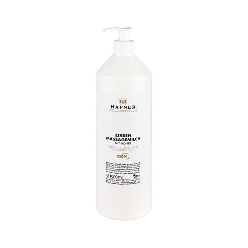 Hafner Pine Honey Massage Milk (500ml)